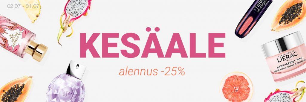 Ilmainen Toimituskulu yli 500€ Tilauksiin 13.8 - 27.8.2020